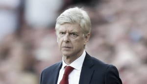 """Arsène Wenger: """"Creo que no era penalti, llegó en un momento importante"""""""