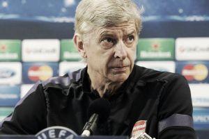 """Wenger: """"Les pusimos las cosas muy fáciles"""""""
