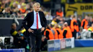 What went wrong for Arsenal in Dortmund?