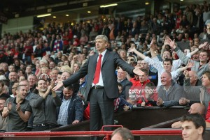 Manchester United vs Arsenal Preview: Wenger set for one last Old Trafford showdown as Gunners manager
