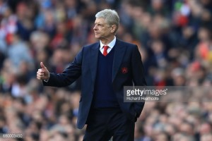 Arsene Wenger: We controlled the game