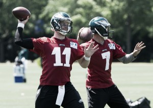 The Carson Wentz/Sam Bradford Dilemma