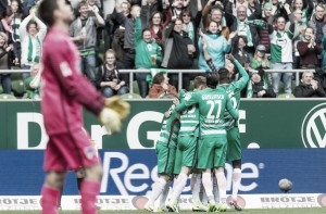 Bundesliga - Kruse e Bartels fanno immenso il Werder! Steso 2-0 l'Hertha