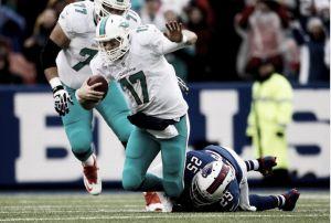 Los Bills dejaron en blanco a los Dolphins en un partido sin brillo