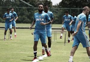 Com Wesley no time titular, Sport se prepara para duelo contra Grêmio