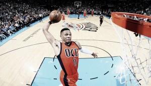 Resumen NBA: Westbrook se abona al triple-doble y los Spurs ganan el duelo de Texas