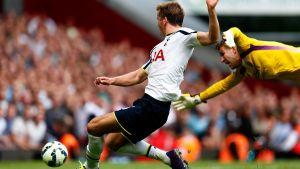 West Ham United 0 - 1 Tottenham Hotspur: Debutant Dier downs Hammers