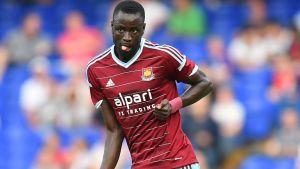 West Ham: sei settimane di stop per Kouyaté