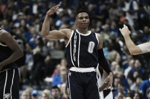 Russell Westbrook, Oklahoma City Thunder agree to five-year extension