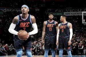 Futuro em jogo: Thunder precisa de bom desempenho nos playoffs para manter estrelas