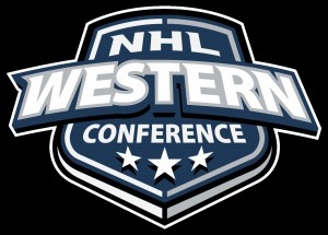 NHL Western Conference analysis at halfway point of season