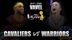 Pelo terceiro ano consecutivo, Golden State Warriors e Cleveland Cavaliers decidem título da NBA