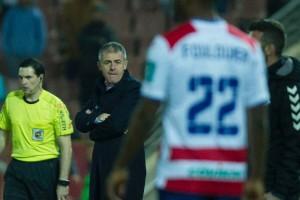 """Alcaraz: """"Le doy un gran valor al comportamiento del equipo"""""""