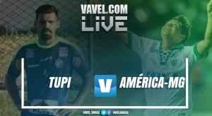 Resultado Tupi x América-MG pelo Campeonato Mineiro 2017 (1-1)