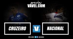 Motivado após vitória em clássico, Cruzeiro recebe Nacional-PAR pela Copa Sul-Americana