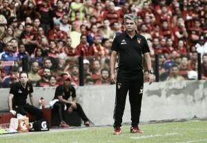 Ney Franco elogia resultado positivo contra Joinville e mostra confiança na classificação