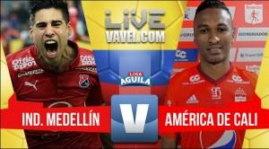Resumen DIM 2-2 América de Cali en Liga Águila 2017-1