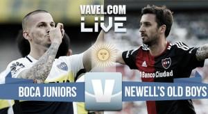 Resultado de Boca Juniors vs Newell's (1-0)