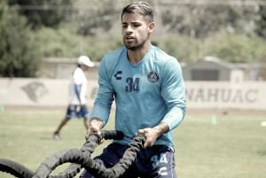 Gabriel Esparza percibe mejoras en el Puebla
