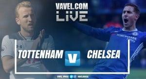 Resultado Tottenham x Chelsea pela Premier League (1-2)