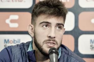 Cavallini se mostró optimista tras su debut