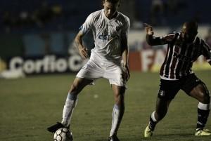 Em jogo morno, Santa Cruz apenas empata com Londrina e tem chance de voltar ao Z-4