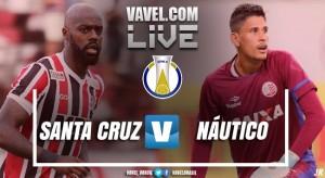 Resultado Santa Cruz x Náutico na Série B 2017 (2-3)