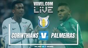 Resultado Corinthians x Palmeiras pelo Campeonato Brasileiro 2017 (3-2)