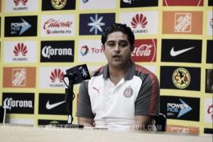 """Luis Camacho: """"Tenemos que ir por el campeonato"""""""
