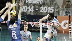 Taubaté derrota Minas e se aproxima do líder Sada Cruzeiro na Superliga