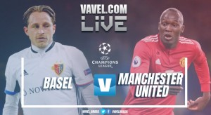 Resultado Basel x Manchester United pela Champions League 2017/18 (1-0)