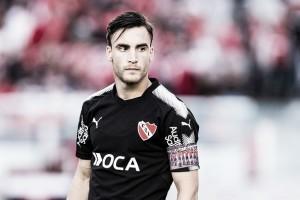 Ídolo e capitão, Tagliafico é a principal arma defensiva do Independiente