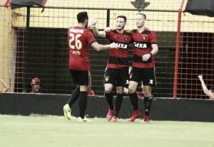Sport mantém escrita ao vencer Atlético Tucumán e garante tetra da Taça Ariano Suassuna