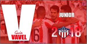 Guía VAVEL Liga Águila 2018-I: Atlético Junior