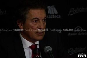 """Rubén Omar: """"El equipo siente la presión"""""""