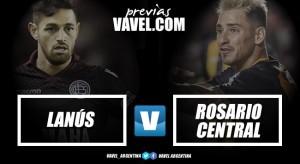 """Previa Lanús vs Rosario Central: """"A por la victoria"""""""