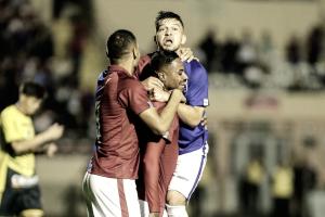 Paraná Clube vence Cascavel no fim e assume liderança isolada do Grupo A