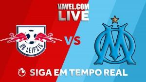 Resultado RB Leipzig x Olympique de Marseille na Uefa Europa League (1-0)