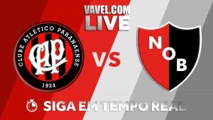 Resultado Atlético-PR x Newell's Old Boys pela Copa Sul-Americana 2018 (3-0)