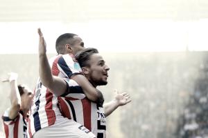 Ben Rienstra saca al Willem II del pozo a cambio del hundimiento de Breda