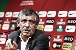 """Fernando Santos elogia atuação de Portugal mesmo com eliminação: """"Fizemos bom jogo"""""""