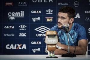 """Arrascaeta elogia Barcos e valoriza participação na Copa do Mundo: """"Ganhei muita experiência"""""""