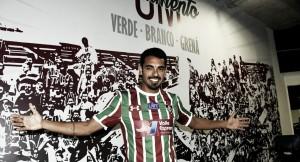 Fluminense anuncia contratação do atacante Junior Dutra: ''Oportunidade única''