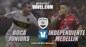 Independiente Medellín vs Boca Juniors: 15 años después se vuelven a enfrentar
