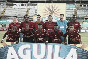 Puntuaciones Atlético Huila - DIM, Liga Águila 2018-II
