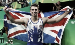 Rio 2016: Briton Max Whitlock claims double gold; Alexander Naddour wins bronze on pommel horse