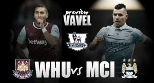 West Ham - Manchester City: a seguir escalando posiciones