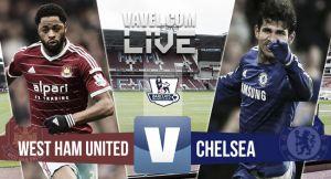 West Ham vs Chelsea, en vivo online (0-1)