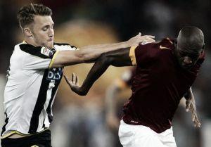 Udinese-Roma, le pagelle dei bianconeri