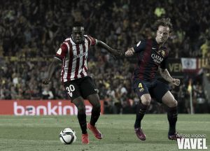 Athletic - Barcelona: puntuaciones del Athletic, final de la Copa del Rey 2015